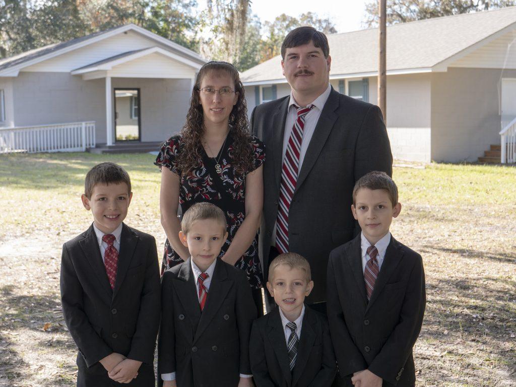 Seremak Family 2019